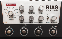 Positive Grid Bias Delay Pro - efekt gitarowy