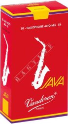Vandoren Alt Java Red 3,0 - stroik do saksofonu altowego