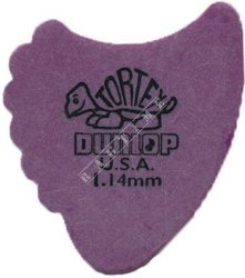 Dunlop Tortex Fins 1,14mm - kostka do gitary