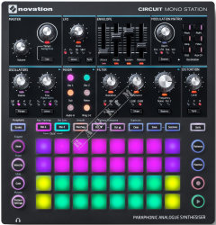 Novation Circuit Mono Station - syntezator