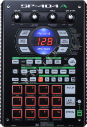 Roland SP 404A - sampler, sekwencer