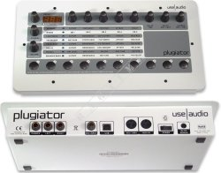 Use Audio Plugiator - kontroler