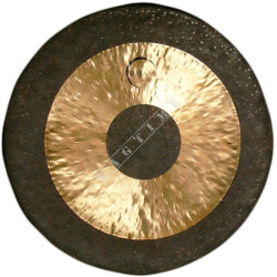 "Dream 18"" Chau Black Dot -  gong"