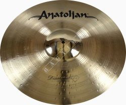 "Anatolian 19"" Diamond Circle NU Crash-Ride - talerz perkusyjny"