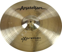 "Anatolian 15"" Expression Medium Crash - talerz perkusyjny"
