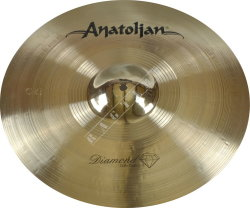 "Anatolian 15"" Diamond Circle Crash - talerz perkusyjny"