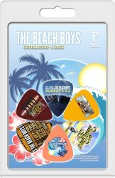 Perri's BHB2 Beach Boys - komplet kostek do gitary