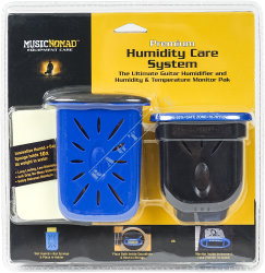 Music Nomad Premium Humidity Care System MN306 - nawilżacz do gitary