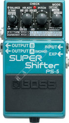 Boss PS 5 uper Shifter - efekt gitarowy