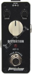 Tomsline ADT 3 Distortion - efekt gitarowy