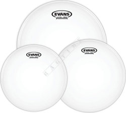Evans G1 Coated Fusion Tom Pack - naciąg do perkusji