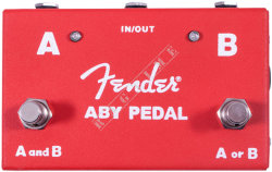 Fender ABY 2-Switch - footswitch