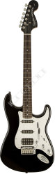 Squier Black and Chrome Standard Stratocaster HSS BLK - gitara elektryczna