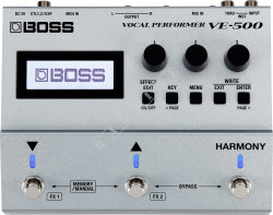 Boss VE 500 Vocal Performer - procesor wokalowy
