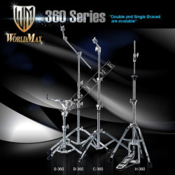 World Max S360W Snare Stand - statyw pod werbel