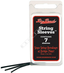 Big Bends String Sleeves - zestaw oplotów na struny