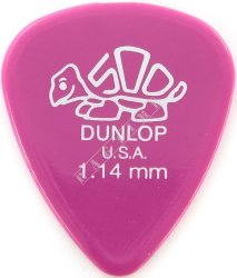 Dunlop Delrin 1,14mm - kostka do gitary