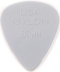 Dunlop Nylon Standard 0,6mm - kostka do gitary