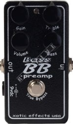 Xotic Bass BB Preamp - efekt basowy