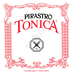 Pirastro Tonica Violin E 4/4 Silver Loop P312821