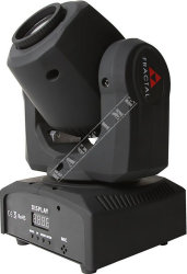 Fractal Mini Led Gobo Spot 10 W