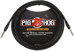 Pig Hog PTRS10 - kabel audio TRS 3m