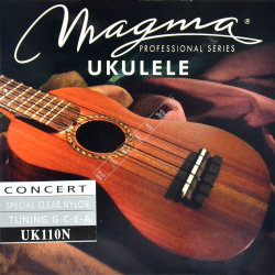 Magma UK110N - struny do ukulele koncertowego