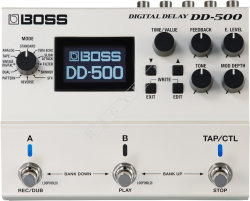 Boss DD 500 Digital Delay - efekt gitarowy