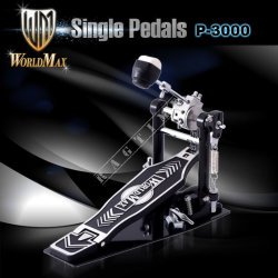 World Max P3000 Drum Pedal - stopa pojedyncza
