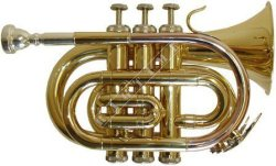 Rosetti Series 5 Pocket Trumpet - trąbka Bb