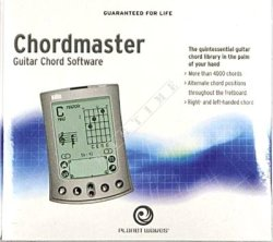 Planet Waves CM Chordmaster Software CD - tuner