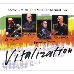 Vitalization CD Steve Smith