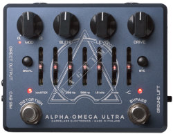 Darkglass Alpha Omega Ultra - efekt basowy