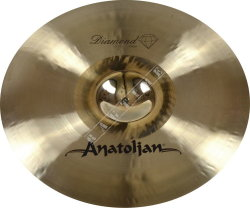 "Anatolian 12"" Diamond China - talerz perkusyjny"