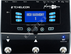 TC Helicon Play Acoustic - multiefekt wokalowy/gitarowy