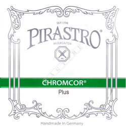 Pirastro Chromcor Plus Cello D Steel/ChromeSteel P339820