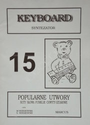 Popularne utwory na keyboard cz. 15