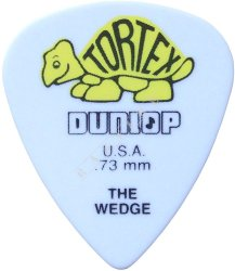 Dunlop Tortex The Wedge 0,73mm - kostka do gitary