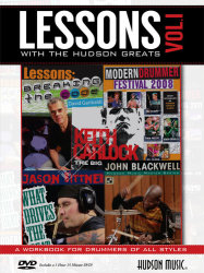 Hudson - Lessons with Hudson Greats 1