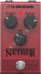 TC Electronic Nether Octaver - efekt gitarowy