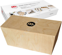 Meinl MYO-BCAJ Make Your Own Bongo Cajon Kit - zestaw do złożenia cajonu