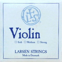 Larsen Violin D Synthetic Silver