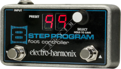 Electro Harmonix 8 Step Foot Controller - footswitch 8 Step Sequencer