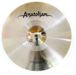 "Anatolian 8"" Diamond Circle Splash - talerz perkusyjny"