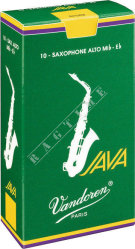 Vandoren Alt Java Green 1,0 - stroik do saksofonu altowego