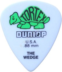 Dunlop Tortex The Wedge 0,88mm - kostka do gitary