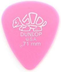 Dunlop Delrin 0,71mm - kostka do gitary