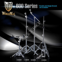 World Max S600W Snare Stand - statyw pod werbel