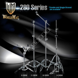 World Max S280W Snare Stand - statyw pod werbel