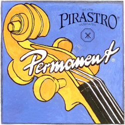 Pirastro Permanent Viola A Steel/ChromeSteel P325120